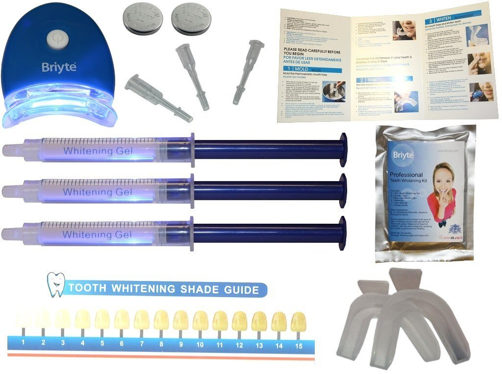 Briyte ® Teeth Whitening Kit